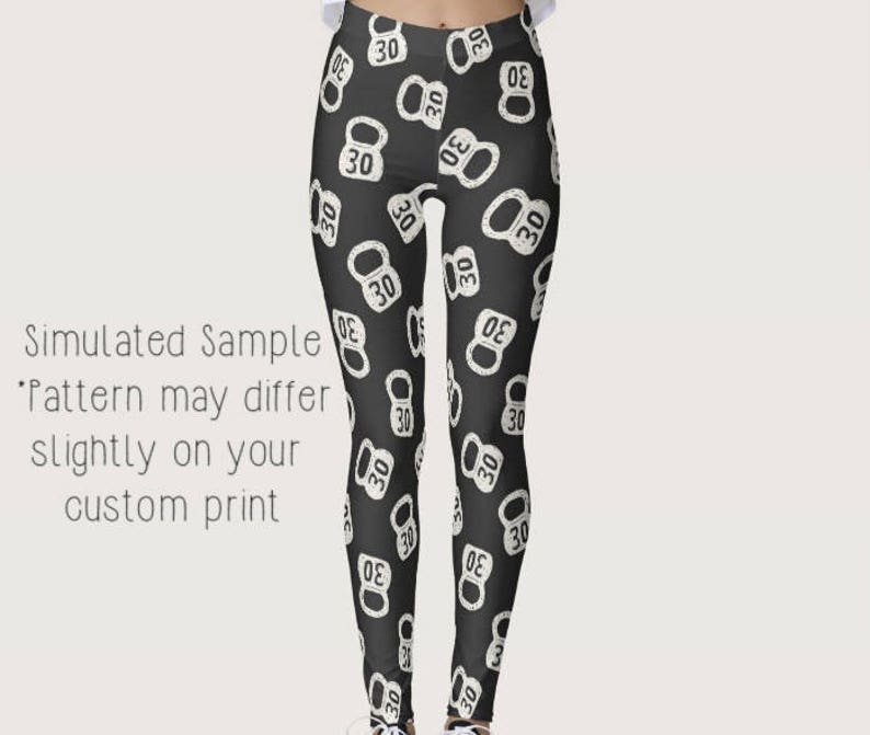 a73494b699f4b7 CrossFit Leggings Yoga Pants Gym Weight Lift Weight | Etsy