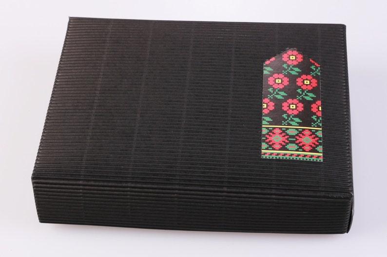 Latvian Mittens DIY Knitting Kit Knit like a Latvian  WINTER FLOWERS