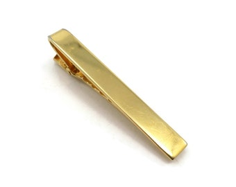 AMERIK-stamped tie needle gift for vintage lovers vintage tie clip tie jewelry jewelry for the men
