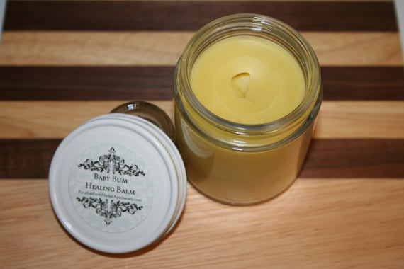 Herbal Baby Bum Healing Balm- Organic