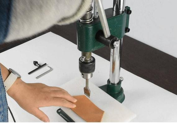 Leather Imprinting Machine Manual Punching Bronzing leather cutting Tool
