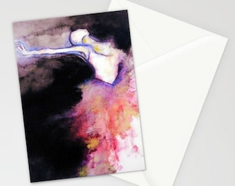 "Artwork Greeting Card ""Metamorphosis"""