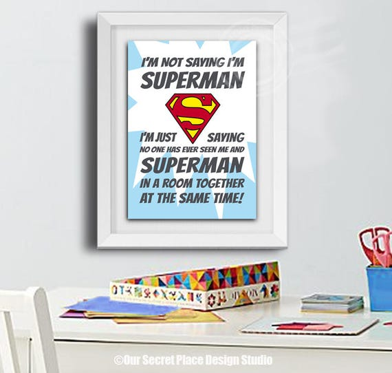 superman nursery decor.htm superhero wall art for boys room signs for boys bedroom print etsy  superhero wall art for boys room signs