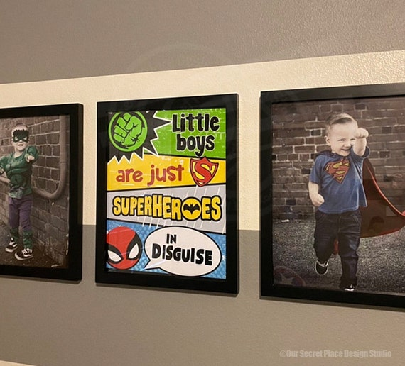 decorate your own superhero cape.htm superhero wall art boys nursery print superhero wall decor etsy  boys nursery print superhero wall decor