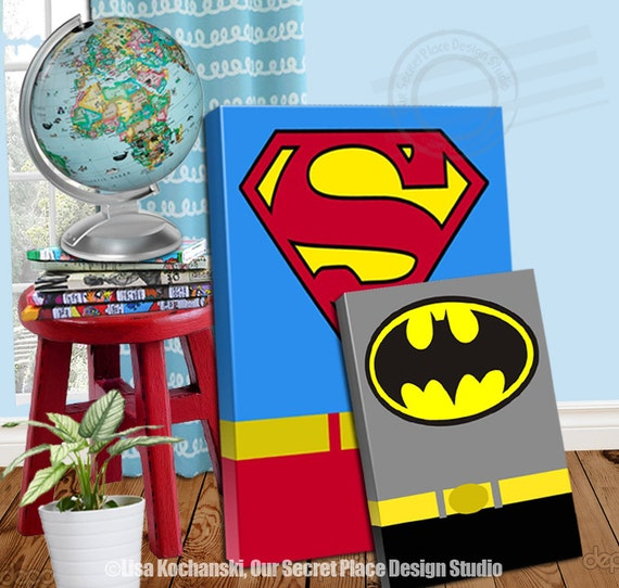 superman nursery decor.htm superhero canvas superhero wall art super hero room decor etsy  canvas superhero wall art super hero