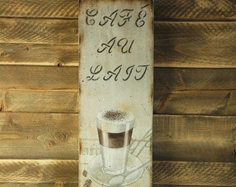 Christian cafe sign in