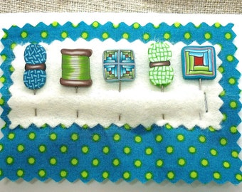 Quilting Decorative pins for cushion handmade Quilting Embellishment Pins
