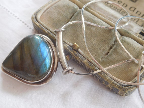 Lovely Vintage 1980s Sterling Silver Genuine MOONS