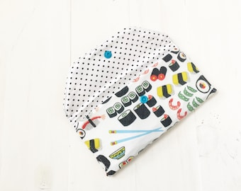 Sushi Check Book Holder, Cash Wallet, Coupon Wallet