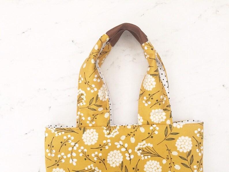 Market Tote Womens Bag Mini Tote Bag Scripture Bag