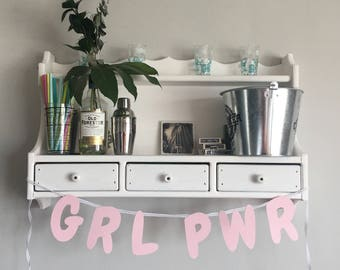 Girl Power Party Banner