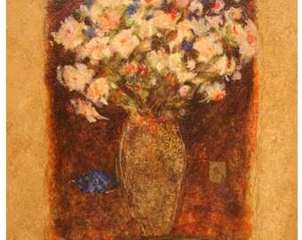 """Roy Fairchild-Woodard """"For You"""" - S/N Serigraphie - Einzelhandel 1.950 - COA - Kauf/Verkauf/Handel - siehe Live bei GallArt"""