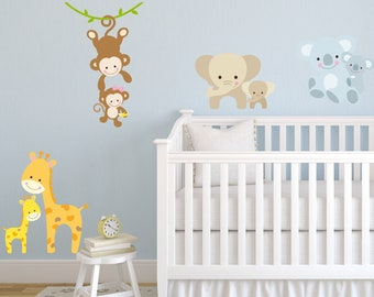 Wandtattoo Babyzimmer Etsy
