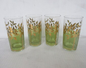 f70b9369c1f2 Set of Four Vintage Culver Tumblers