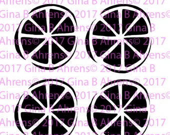 G.Ahrens Design Stencils!!!  Citrus