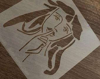 G.Ahrens Design Stencils!!!  Quiet