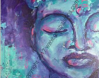 Blue Buddha Digital Copy