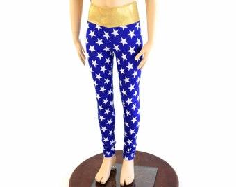Girls Superhero Leggings Yoga Leggings  Sizes 2T 3T 4T and 5-12   151817