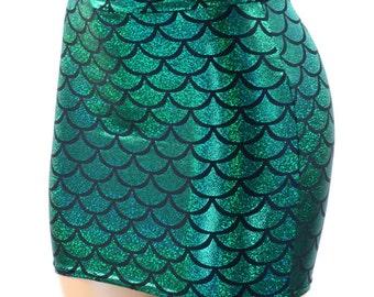 mermaid skirt women
