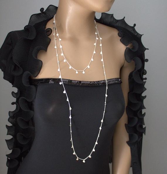/Étonnant ses couples je serai toujours avec toi collier pendentif 48 /& 53 cm cha/înes