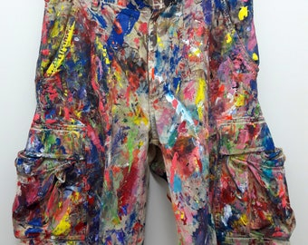 Artists work pants