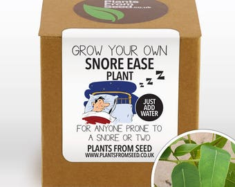 SALE!!! - Grow Your Own Snore Ease Plant Kit