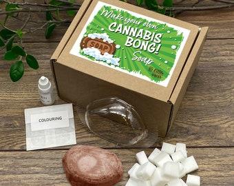 Little Miss Make Your Own Cannabis Bong Soap Ki