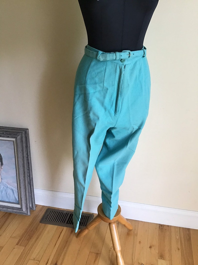 great colors audry hepburn lined perfect for wholesale. 4 pairs of 1940/'s wool pants very good vintage condition