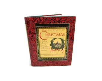 Guidepost books etsy treasured stories of christmas from the editors of guideposts m4hsunfo