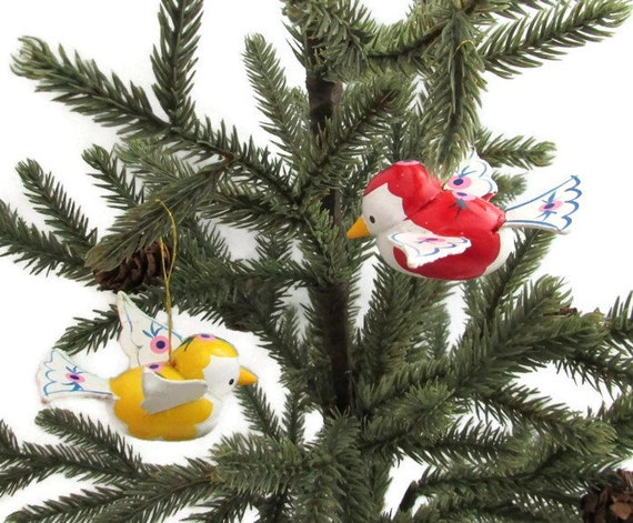 image 0 - Bird Christmas Ornaments