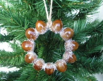 Beautiful Acorn Ornament