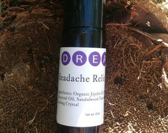 Headache Relief Blend