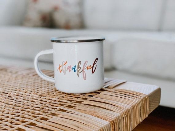 Thankful Camper Mug