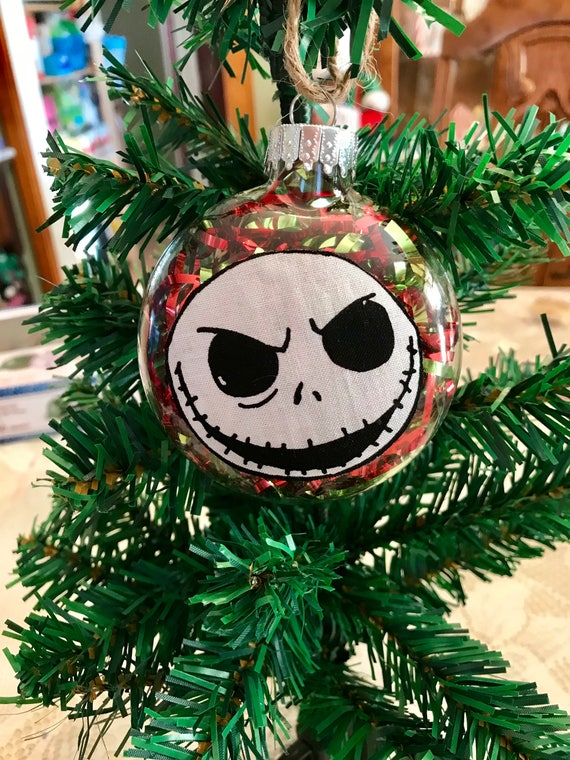 Handmade The Nightmare Before Christmas Christmas Ornament