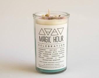 Celebration Handmade Ritual Candle - Small