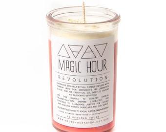 Revolution Ritual Candle - Small