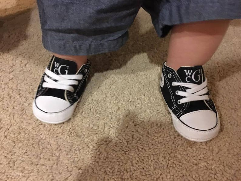 d2922b1851fd Baby Converse   Converse   Personalized Converse   Baby Shoes