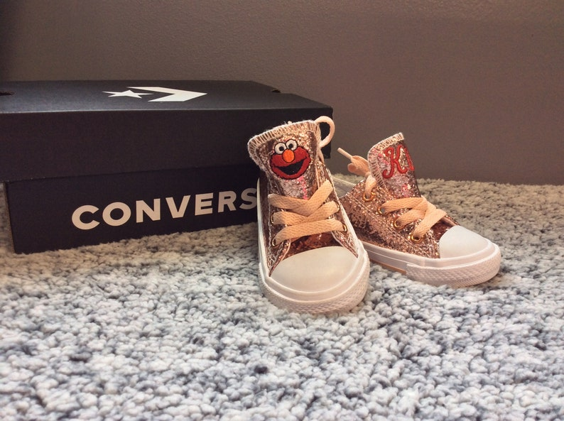 2617e536213a0 Personalized Converse - Converse Shoes for Toddler Girls - Baby Converse  Shoes - Converse - Converse Customized - Baby Clothes