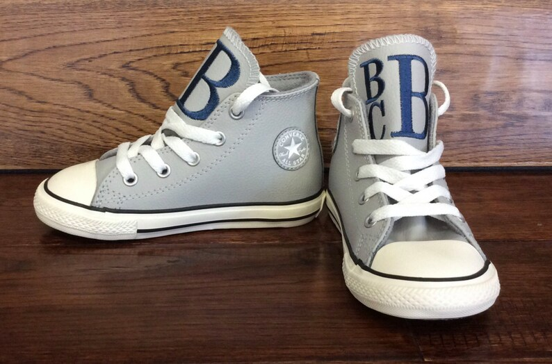 8a9c3de536dc Personalized Baby Shoes   Baby Converse   Monogrammed Converse