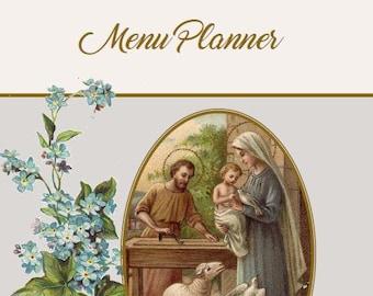 Catholic Menu Planner