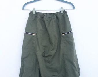 Parachut Pant Maxi Dress