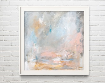 Abstract Art, Contemporary Art, Abstract Wall Art by Katie Jobling