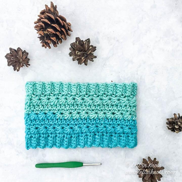 Snow Drops Ear Warmer Crochet Pattern Pdf Printable Download Etsy