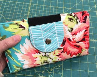 NEW! Zipper Cash Envelope Wallet System Dave Ramsey