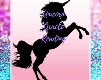 Unicorn Oracle Reading