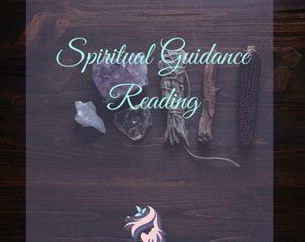 Spiritual Guidance Tarot Reading - Psychic Intuitive