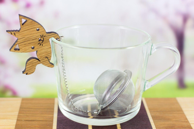Tea Buddy Unikitty Tea Infuser Tea Accessory Cat Lover Etsy