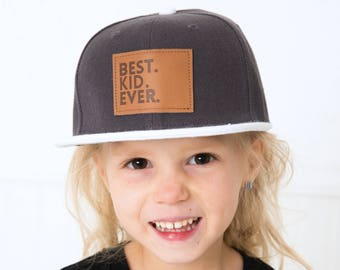 Best Kid Ever Snapback  29f514ca633
