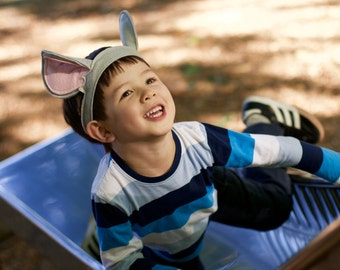 Mouse Tail & Ears - Kids Animal costume - Mouse Costume - Rat Costume