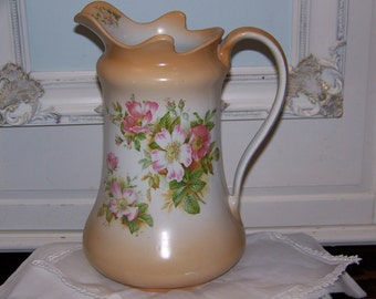 Vintage Pitcher - Gorgeous